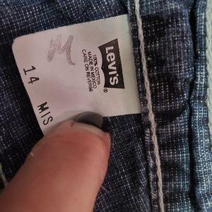 Levi's Pants & Jumpsuits - Levi's 577 capris